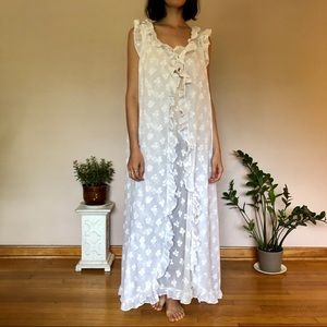 Vintage Sleeping Gown